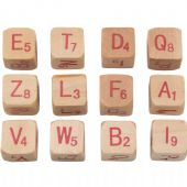 TIM HOLTZ® IDEA-OLOGY™ - Alpha Dice- red - TH93654
